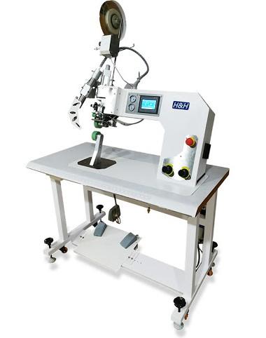 Công nghệ may mặc chống thấm bằng máy dán đường may