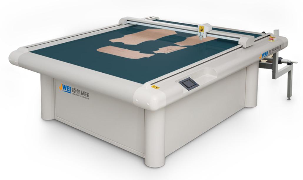 Những tính năng ưu việt của dòng máy cắt rập Jingwei chính hãng