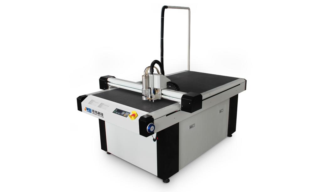 Máy cắt rập cải tiến - sản phẩm có vai trò quan trọng trong ngành may mặc