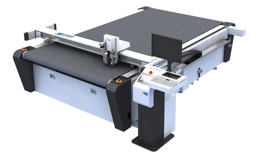 Máy cắt vật liệu đa năng Jingwei